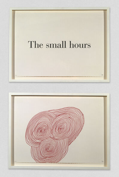 Louise Bourgeois, 'Small Hours', 1999