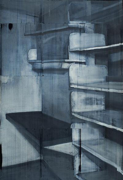 Kaye Donachie, 'Shelves', 1998