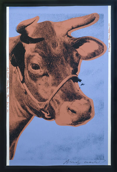Andy Warhol, 'Cow (1971)', 1971