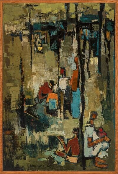 Tay Bak Koi, 'Untitled', 1963