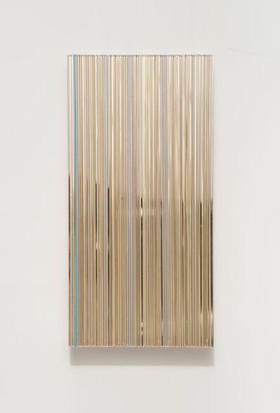 Daniel Bruttig, 'Midcentury Gold', 2019