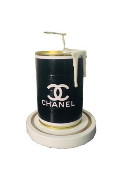 Parenteau-Denoël et Fabien Moreau, 'Canned Chanel ', 2019