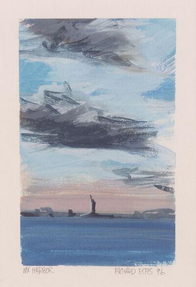 Richard Estes, 'New York Harbor (Statue of Liberty)', 1996