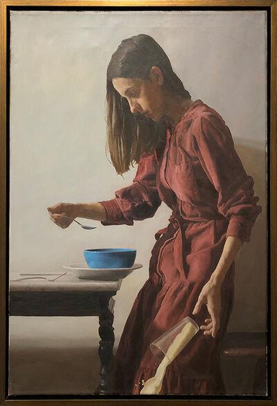 Aidan Barker-Hill, 'Spilled Milk', 2021