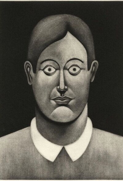 Nicolas Party, 'Portrait', 2016