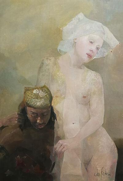 Françoise de Felice, 'La nymphe', 2019