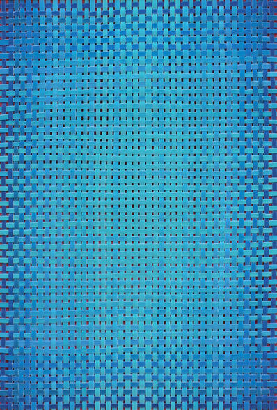 Claire Campbell Park, 'Meditation: Aqua', 2018