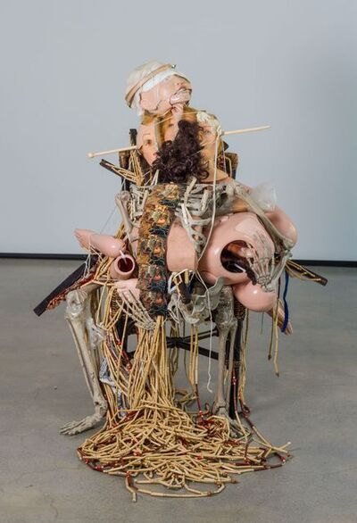 Tommy Hartung, 'Abraham', 2014