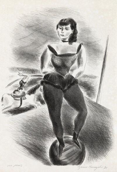 Yasuo Kuniyoshi, 'Two lithographs.', 1930