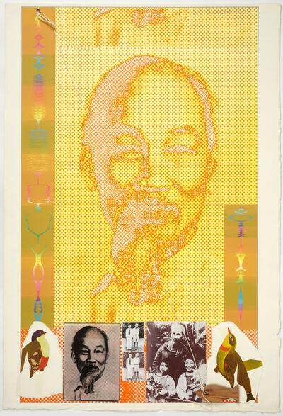Joe Tilson, 'Ho Chi Minh', 1970