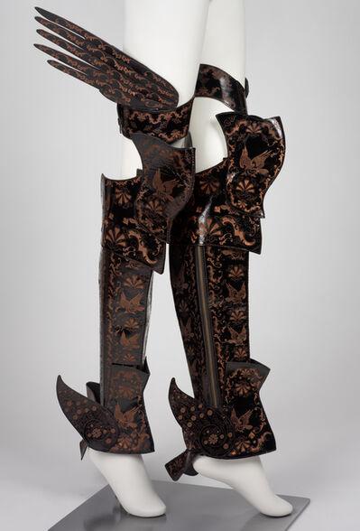Manish Arora, 'Leg Armor', 2008-2009