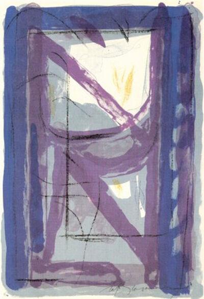 Albert Ràfols-Casamada, 'Portfolio 12th Anniversary of Galeria Joan Prats', 1988