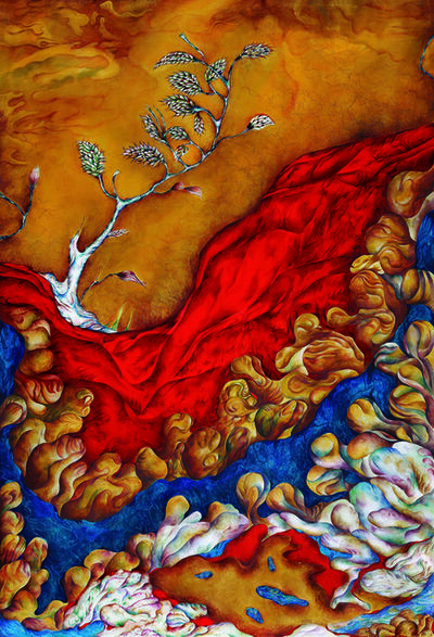 Manisha Gera Baswani, 'Tapestry of Hope Woven ', 2017