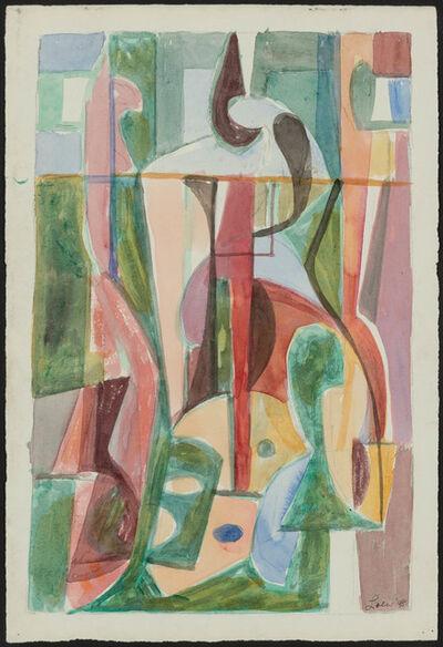 Michael Loew, 'Nude', 1948