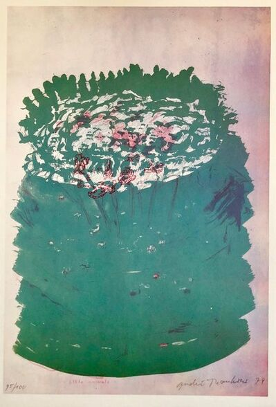 Andre Thomkins, 'Little Animals', 1970-1979