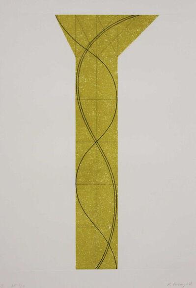 Robert Mangold (b.1937), 'Untitled I', 2007