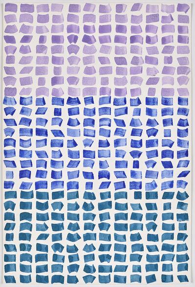 Jacob Ouillette, 'Violet/Blue/Green 108', 2018
