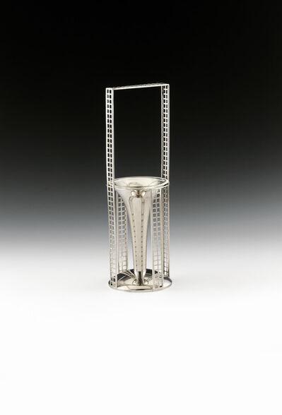 Josef Hoffmann, 'Trumpet Vase', design 1904-1905