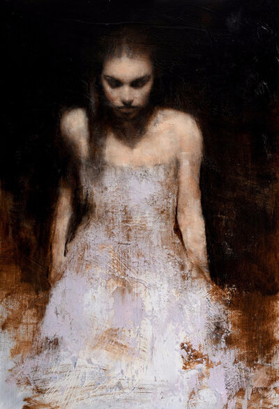 Mark Demsteader, 'Amy Seated Study 1', 2020