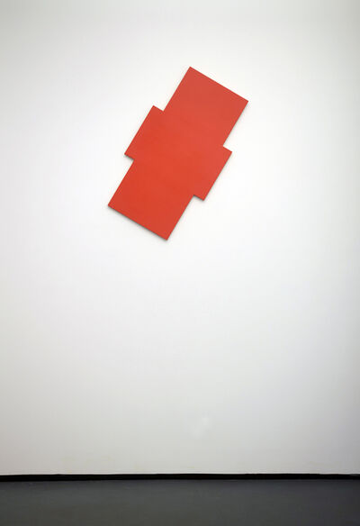 Erik Saxon, 'Red Cross', 1991