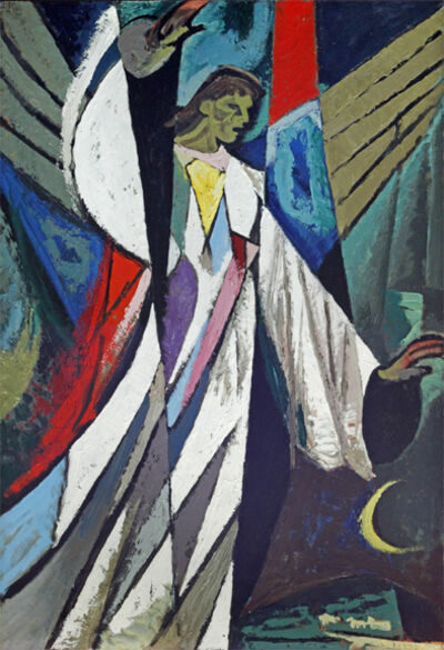 Jack Bush, 'THE ANGEL', 1951
