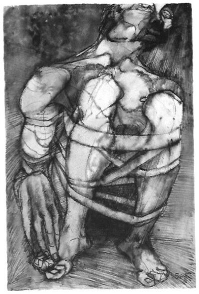 Elisabeth Frink, 'Bound Figure', 1971