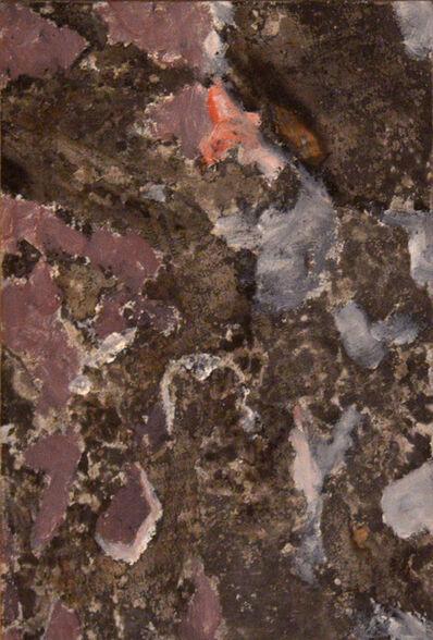 George Dannatt, 'Burnt overlay collage, No 2', 1992