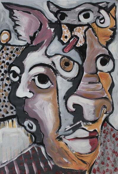 Bashir Qonqar, 'Schizophrenia ', 2019
