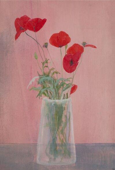 Alicia Marsans, 'Poppies for Marta', 2002