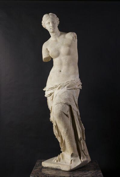 'Aphrodite of Melos, called Venus de Milo', 130-120 BCE