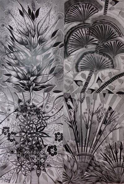 Paulo Moreira, 'Imaginary Gardens #I, Imaginary Gardens #II, Imaginary Gardens #III', 2019