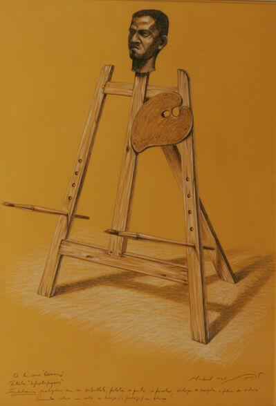 Armando Mariño, 'El espanta pájaros', ca. 1998