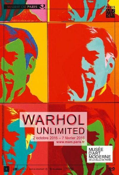 Andy Warhol, 'Warhol Unlimited', 2015