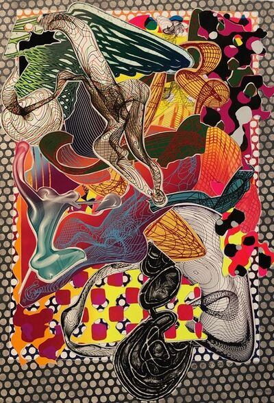 Frank Stella, 'Riallaro', 1995