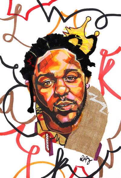 Domonique Brown, 'Kendrick Lamar', 2020