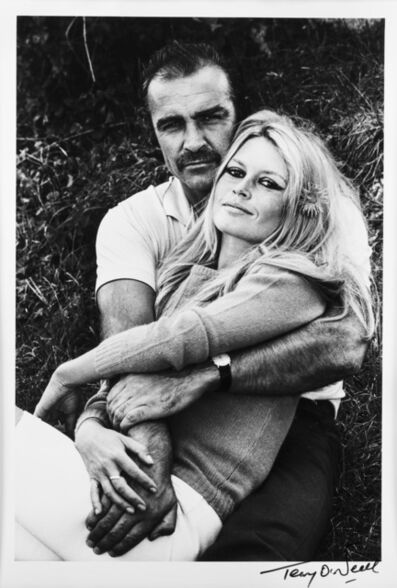 Terry O'Neill, 'Sean Connery And Brigitte Bardot', 1967