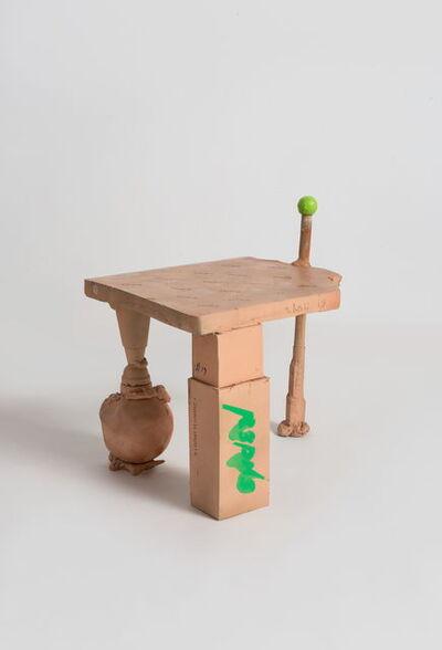 Zhou Yilun 周轶伦, 'Coffee Table #11', 2019