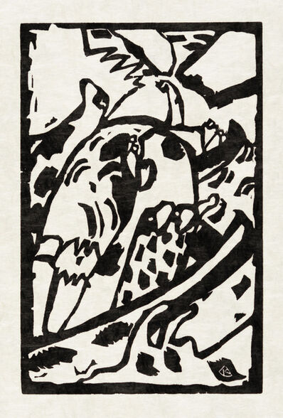 Wassily Kandinsky, 'Improvisation No. 7', 1911