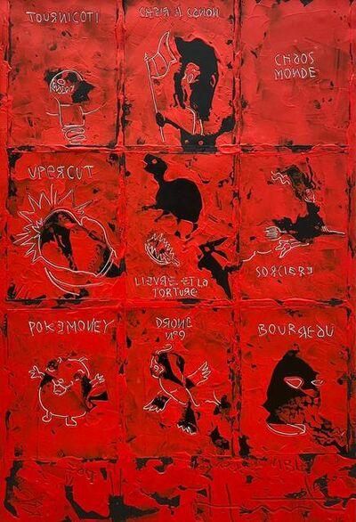 Jean-Marc Hunt, 'Lièvre et la tortue ', 2016