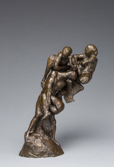 Auguste Rodin, 'Châtiment (Punishment)', 1906