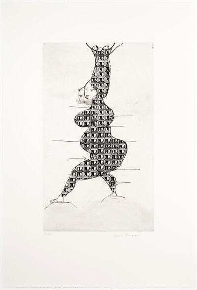 Louise Bourgeois, 'Stamp of Memories II', 1994