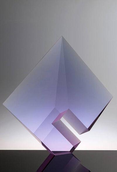Thomas Brzon, 'Purple Composition - Large', 2016