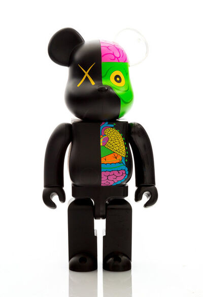 KAWS, 'Dissected Companion 400% and 100% (two works)', 2010