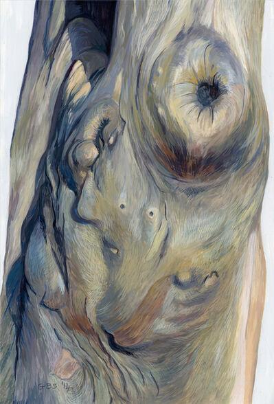 Gillian Bradshaw-Smith, 'Finding Daphne #17 (Expectant)', 2014