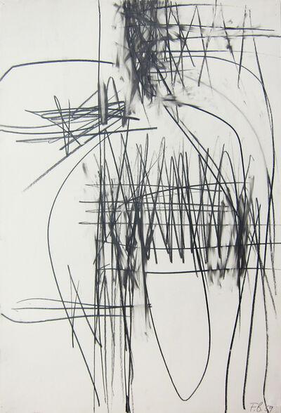 Fritz Bultman, 'Claretta as Vase', 1959