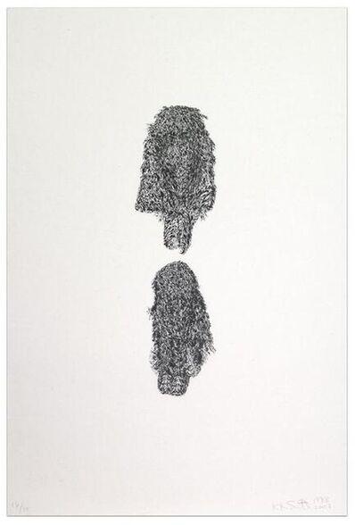 Kiki Smith, 'Two Owls', 1998-2003