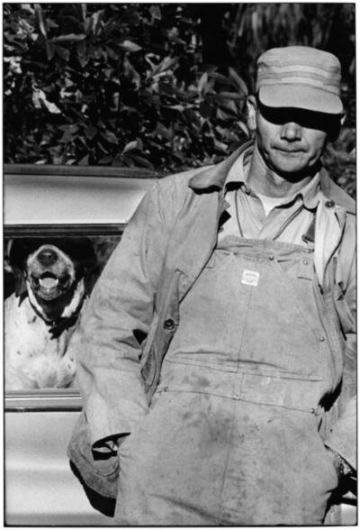 Elliott Erwitt, 'South Carolina, U.S.A.', 1962