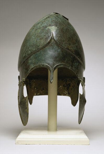 'Chalcidian-Type Helmet', ca. 500 BCE