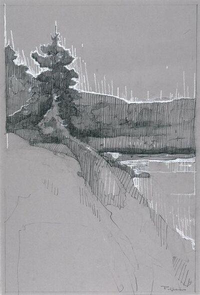 Robert Pollien, 'Schooner Head #2'