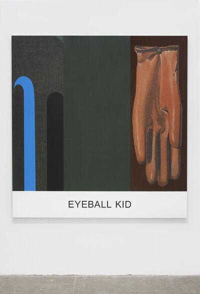 John Baldessari, 'Double Play: Eyeball Kid', 2012